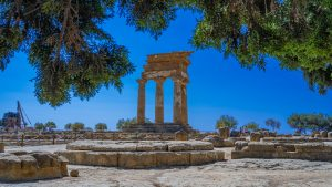 2019 Aug. – Valley of the Temples in Agrigento