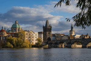 Nov. 2019 – Starting off a busy couple of months with Prague…