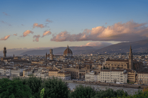 Dec. 2019 – Florence Italy with day trips to Bologna, Lucca, Pisa, and Siena