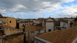 Video – Palermo Airbnb and a peek at the city in January 2021