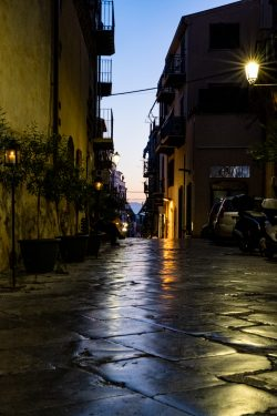 A sight from a walk through Cefalu Italy