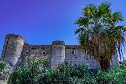 A look at the Castello Ursino in Catania Italy (Sicily)