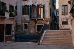 A view of Venice Italy
