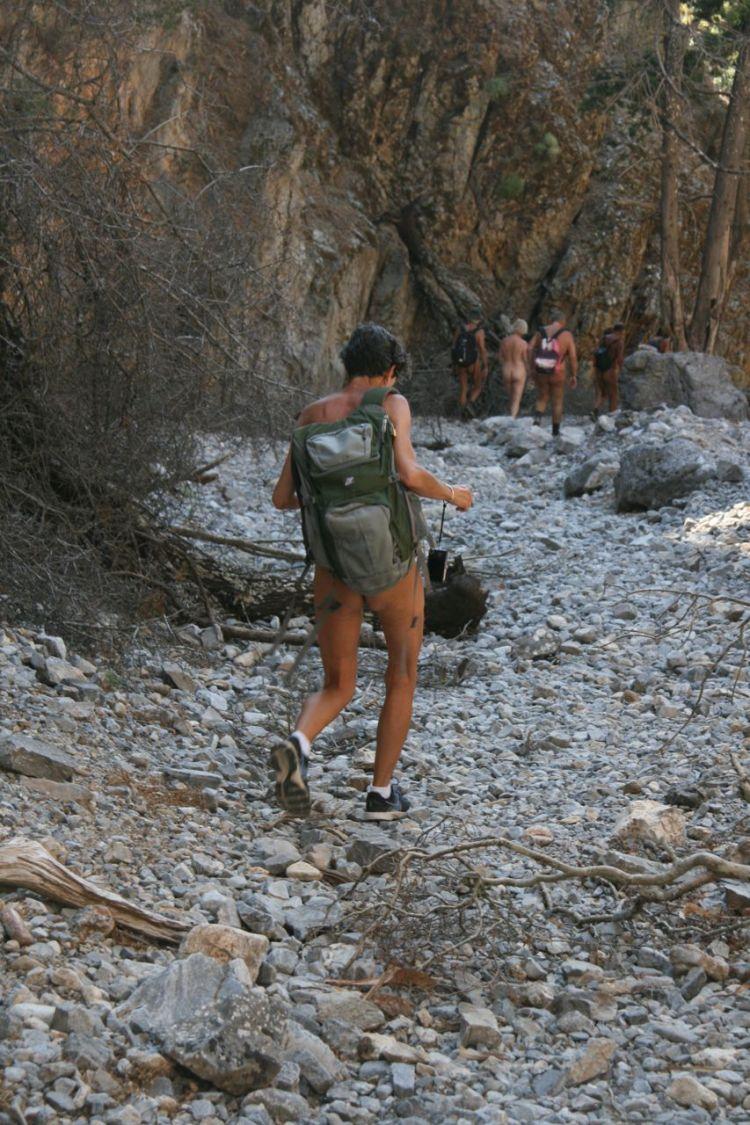 Hiking the Ilingas Gorge