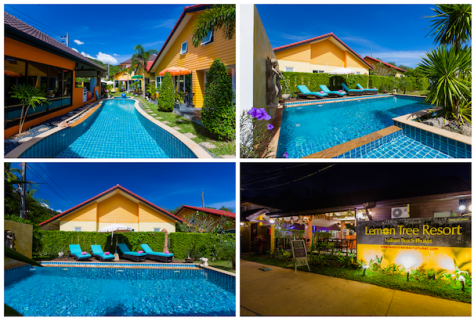 Lemon Tree - New resort in Phuket