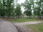 Deserted campground