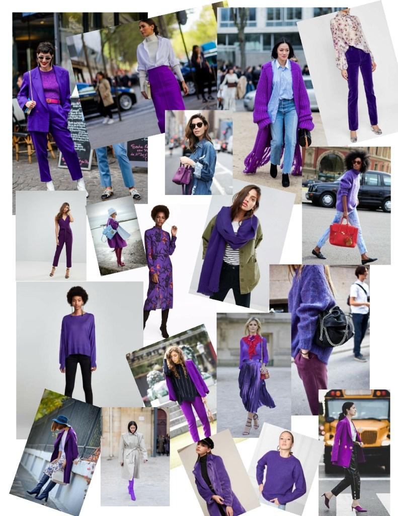 trend report: ultra-violet