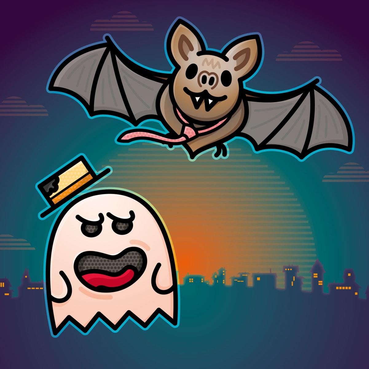 Ghost-bat
