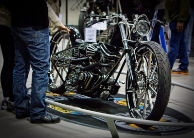 Black Custom - front