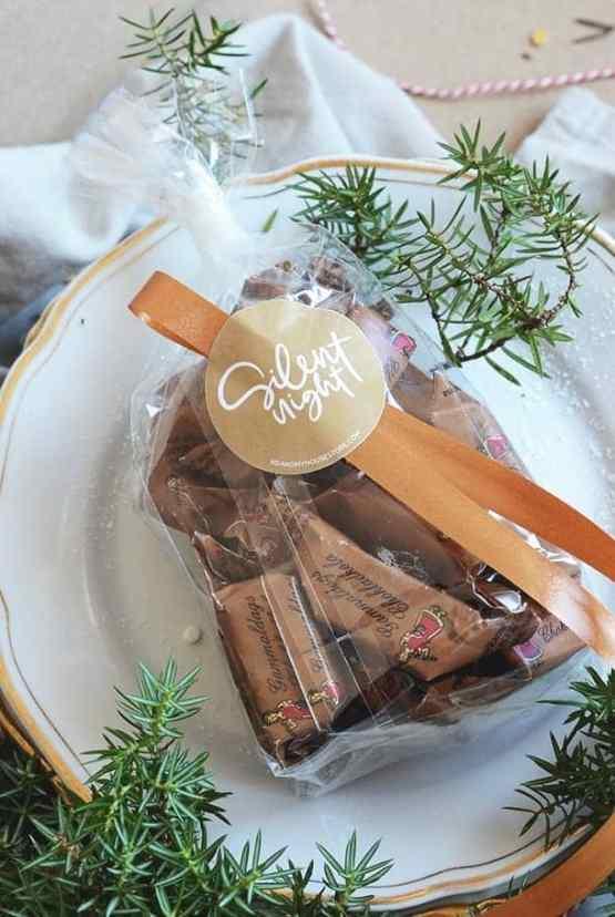 Gammaldags chokladkola