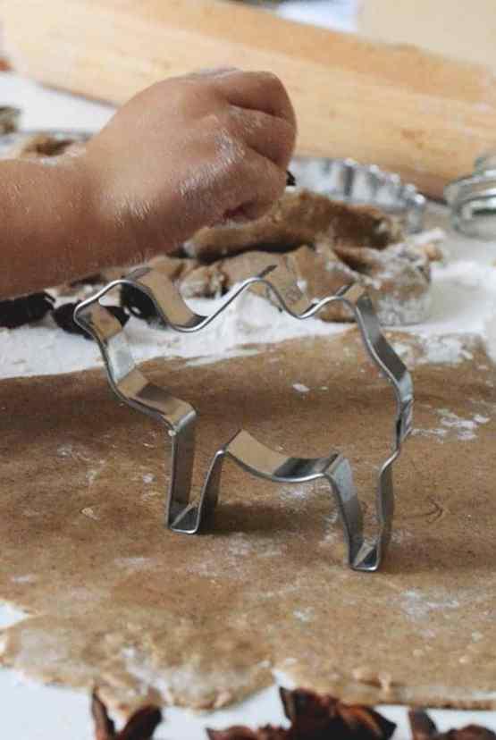 Pepparkaksform: Kamel