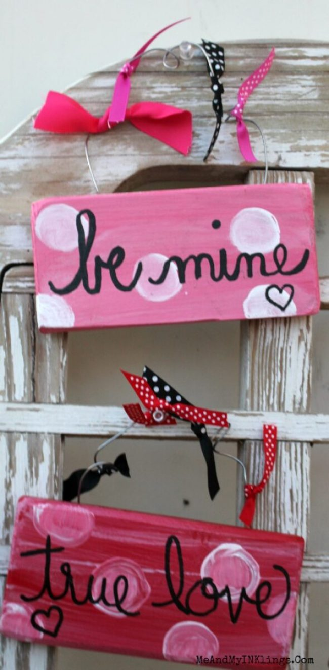 Signs-Valentines