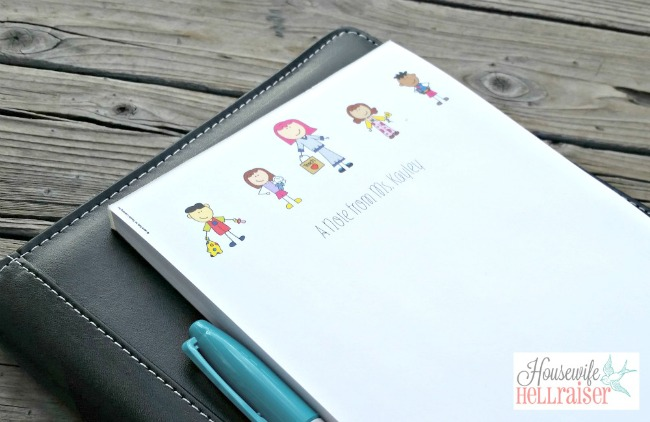 Kayley Personalized Memo Pad Expressionery
