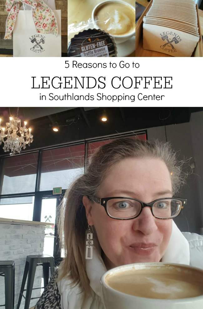 Legends Coffee Southland Shopping Center