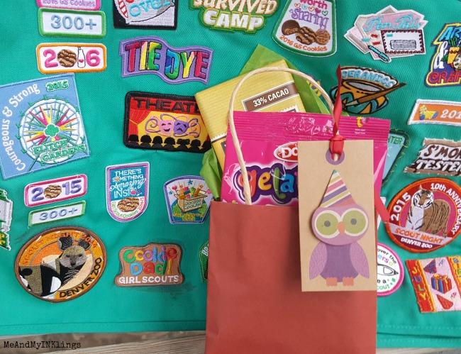 World Market Camp Goody Bag Girls