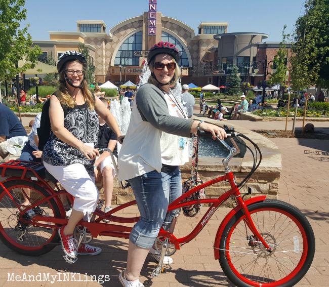 Bike for Two Southlands