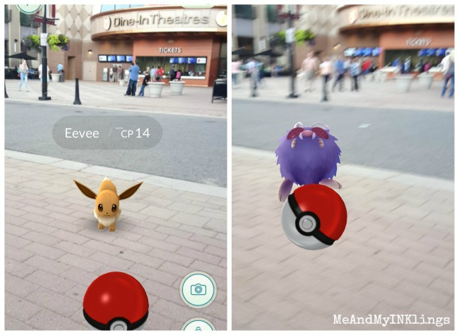 Pokemon at Southlands