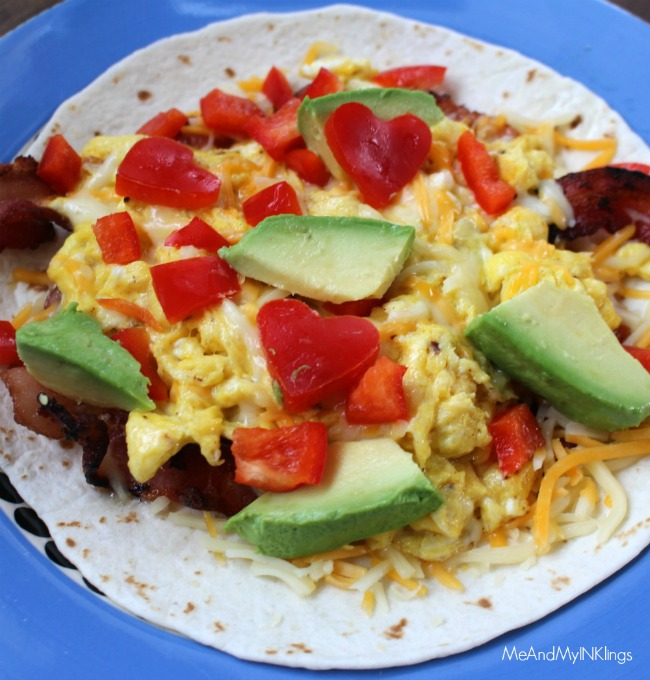 Breakfast Burrito Recipe Challenge