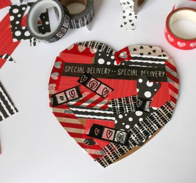 Paper Heart WIP