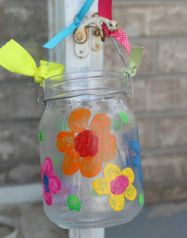 Fairy Jar Recycled Craft for Kids