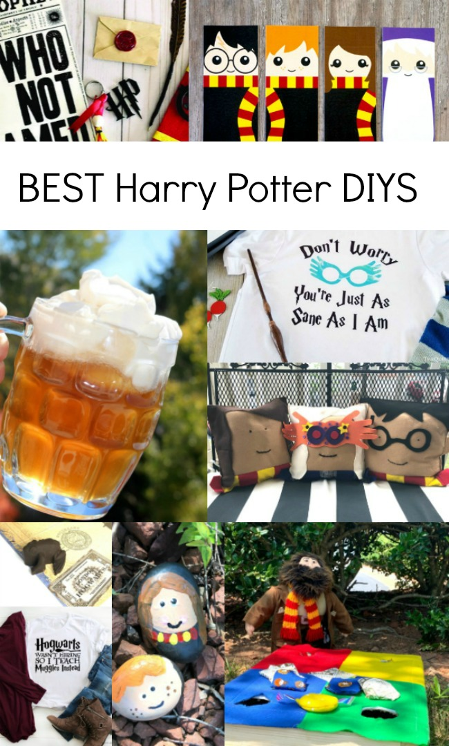 Best Proven Harry Potter DIYS and Crafts