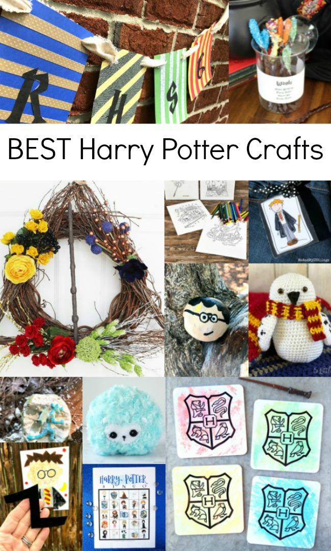 Best Proven Harry Potter DIYS