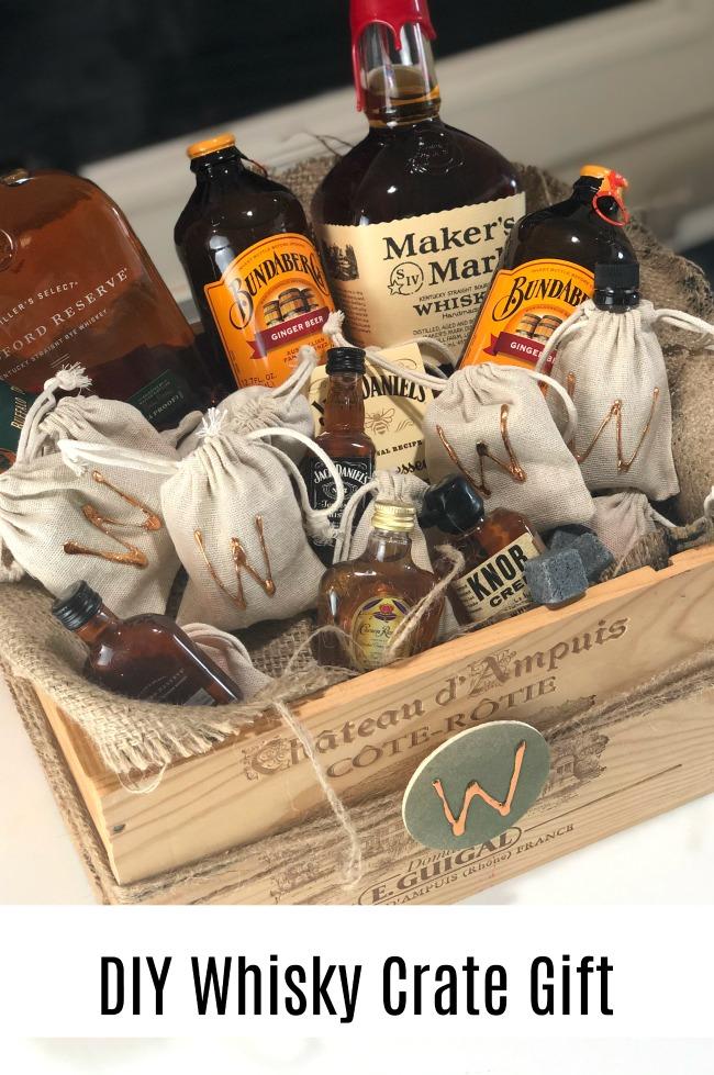 DIY Whisky Craft Gift