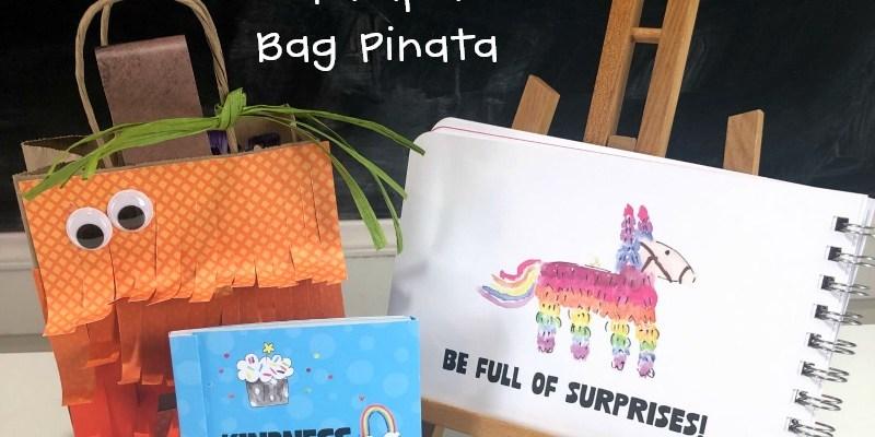 DIY Paper Bag Pinata