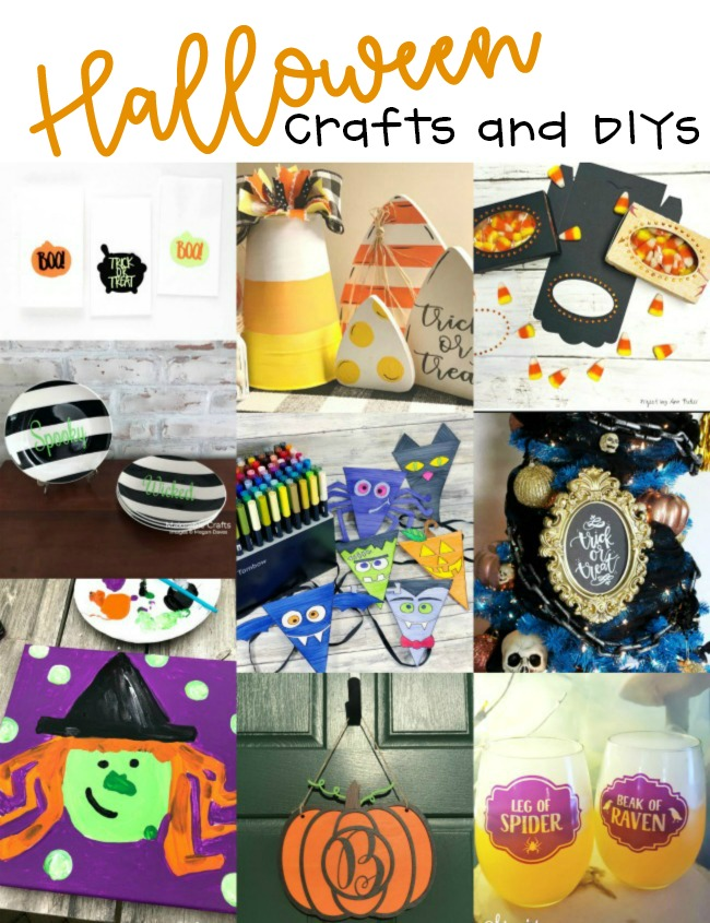 Proven Halloween Craft and DIY Ideas