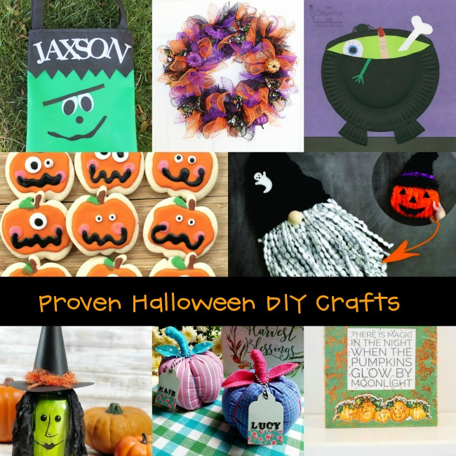 Proven Halloween DIY Crafts