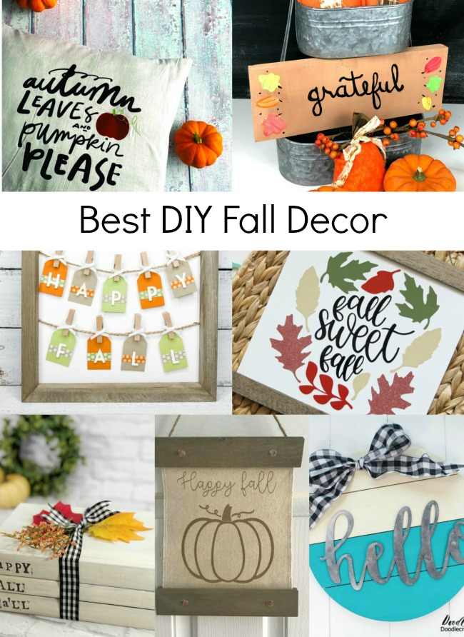 Best DIY Fall Decor
