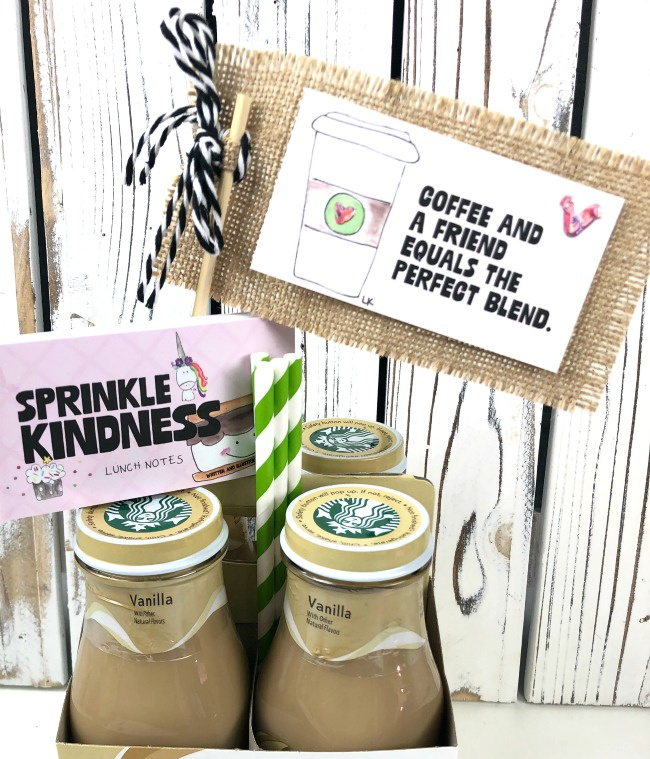 Easy Lunchbox Notes Sprinkle Kindness