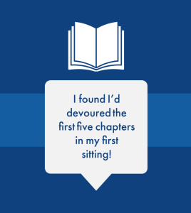 I found I'd devoured the first five chapters in my first sitting!