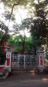 This house is called RED HOUSE