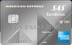SAS EuroBonus American Express Elite Credit Card Amex_