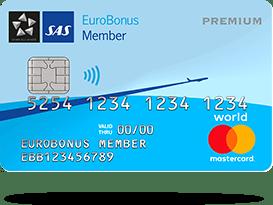 eurobonus mastercard