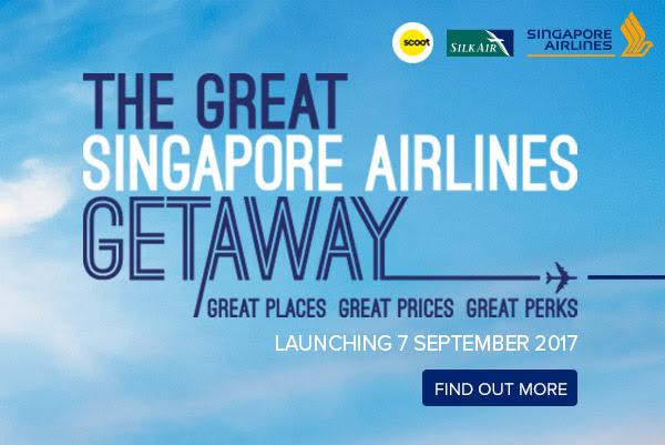 TheGreatSingaporeAirlinesGetaway