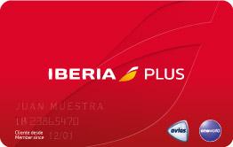 iberia plus status match