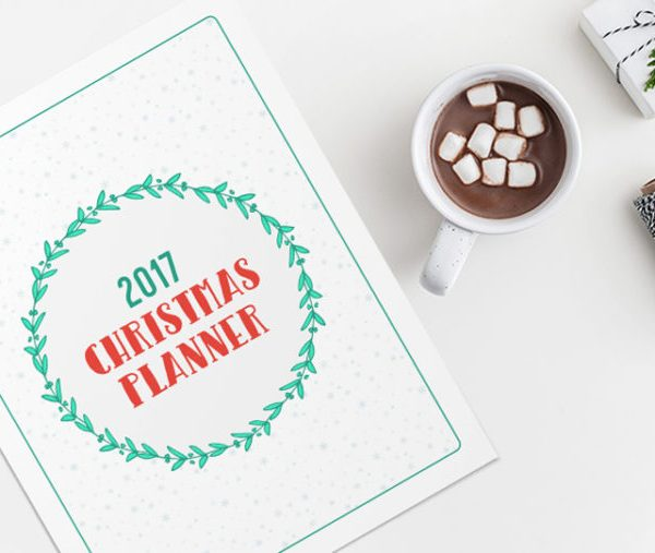 Get Organized with this Christmas Planner