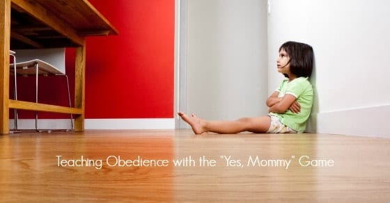 How to Teach Kids to Obey
