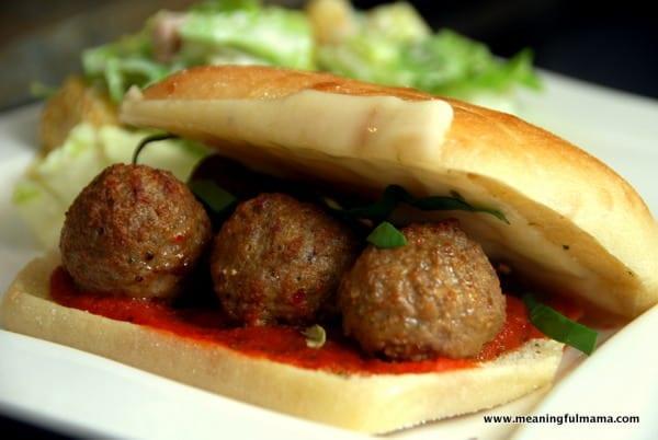 1-meatball ciabatta sandwiches