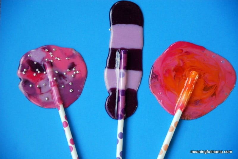 Lollipops Do You Know How Much I Love You