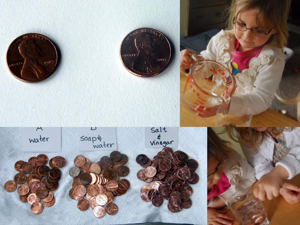 Penny Experiment