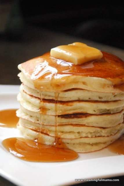 ... pancakes not any more these are absolutely the best pancakes i ve had