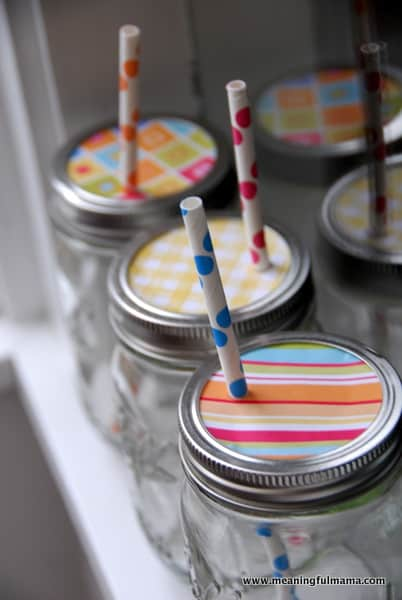 1-#mason jars #decorative #lids #tutorial-017
