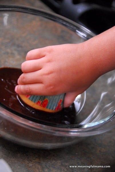 1-#cupcakes #chocolate eclair #cream #recipe