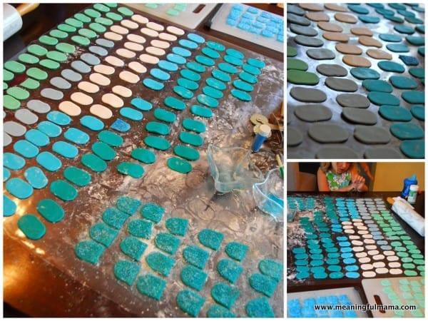 1-#mermaid cake #decorating #tips