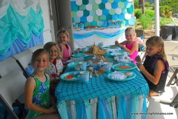 1-#mermaid party #decorating #under the sea #ideas-031