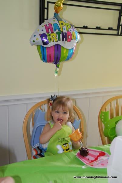1-#topsy turvy cake #1st birthday #cupcake party-008