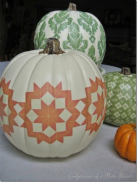 1-#pumpkins #no carve #beautiful-007